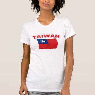 Bandera 3 de Taiwán Polera