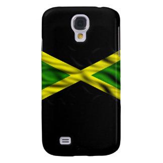 Bandera 3G/3GS de Jamaica Funda Para Galaxy S4