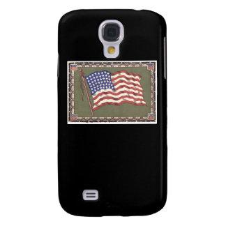 bandera 48-Star Funda Para Galaxy S4
