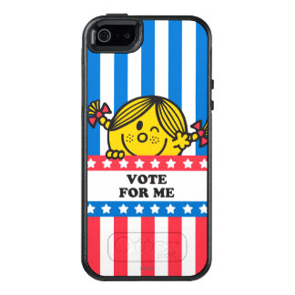 Bandera 4 de ms Sunshine Vote For Me Funda Otterbox Para iPhone 5/5s/SE