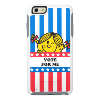 Bandera 4 de ms Sunshine Vote For Me Funda Otterbox Para iPhone 6/6s Plus