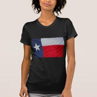 Bandera a estrenar de Tejas Camiseta