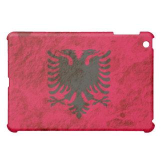 Bandera albanesa rugosa