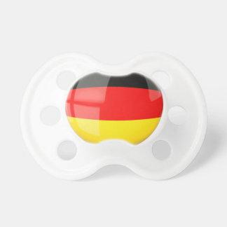 Bandera alemana chupete
