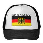 Bandera alemana gorro de camionero
