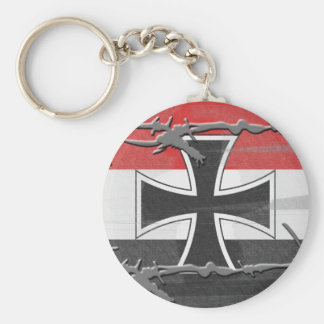 Bandera alemana imperial llavero