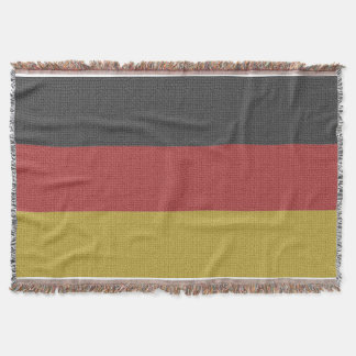 Bandera alemana manta