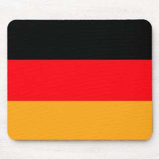 Bandera alemana Mousepad