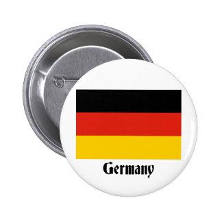 Bandera alemana pin