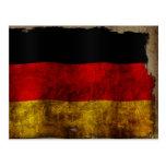 Bandera alemana - vintage