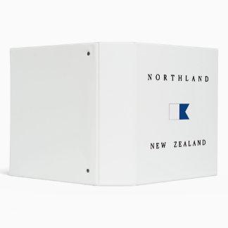 Bandera alfa de la zambullida de Nueva Zelanda de