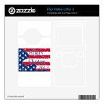 Bandera alterada de Hilary Clinton 2012 los E.E.U. Flip Ultra II Skins
