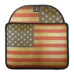 """Bandera americana 13"""" manga de MacBook Pro Funda Macbook Pro"""