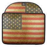 """Bandera americana 15"""" manga de MacBook Pro Fundas Para Macbook Pro"""