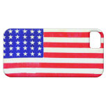 Bandera americana 1865 de la guerra civil iPhone 5 Case-Mate funda