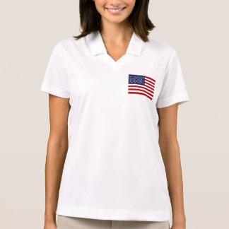 Bandera americana 2 polo