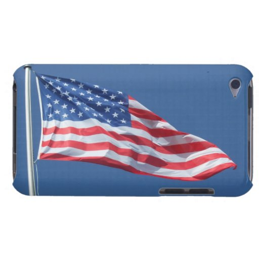 Bandera americana Case-Mate iPod touch cárcasa