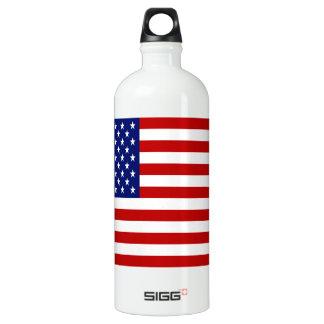 Bandera americana clásica y fresca patriótica