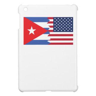Bandera americana cubana