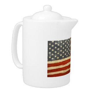 Bandera americana de la vieja gloria