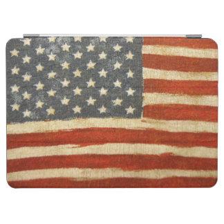 Bandera americana de la vieja gloria cubierta de iPad air