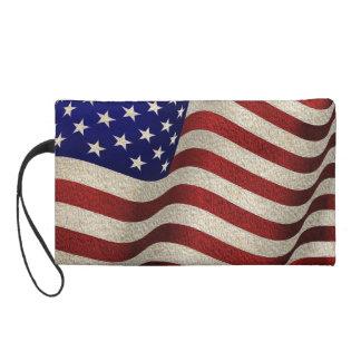Bandera americana de los E.E.U.U. de las barras y