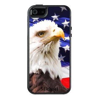 Bandera americana Eagle Funda Otterbox Para iPhone 5/5s/SE