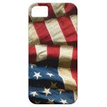 Bandera americana en la casamata apenas There™ del iPhone 5 Case-Mate Carcasas