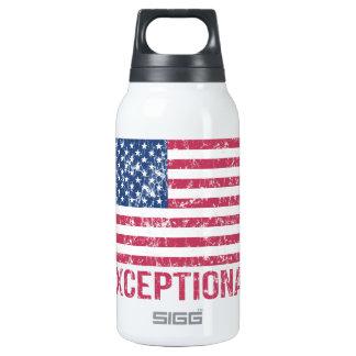 Bandera americana excepcional