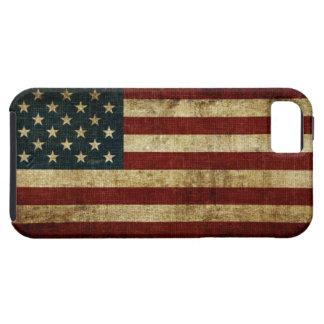 Bandera americana iPhone 5 funda