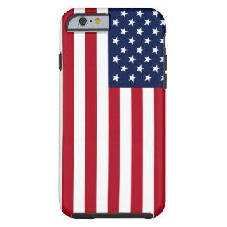 Bandera americana funda de iPhone 6 tough