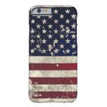 Bandera americana funda de iPhone 6 barely there
