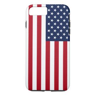 Bandera americana funda iPhone 7 plus