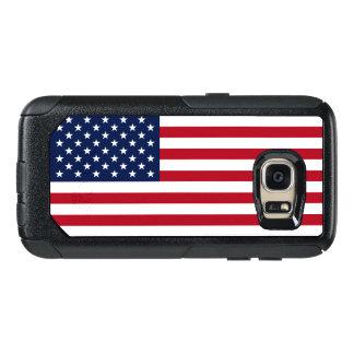 Bandera americana funda otterbox para samsung galaxy s7