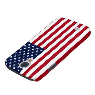 Bandera americana funda para galaxy s4