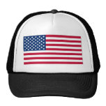 Bandera americana gorra
