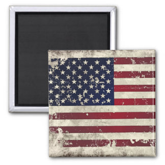 Bandera americana iman para frigorífico