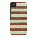 Bandera americana iPhone 4 carcasas