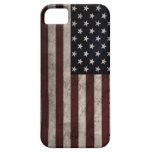 Bandera americana iPhone 5 carcasa