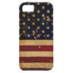 Bandera americana iPhone 5 Case-Mate coberturas
