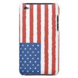 Bandera americana iPod Case-Mate cárcasas