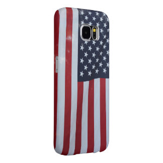 Bandera americana. LOS E.E.U.U. Galaxia S6 Barely Fundas Samsung Galaxy S6