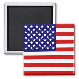 Bandera americana imanes para frigoríficos