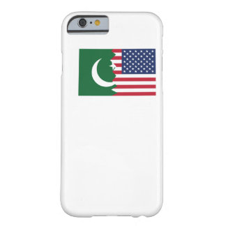 Bandera americana paquistaní funda barely there iPhone 6