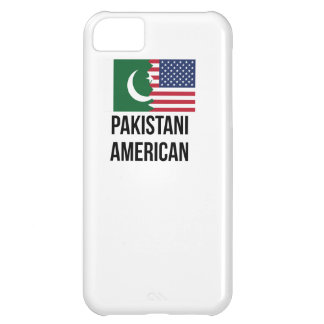 Bandera americana paquistaní funda iPhone 5C