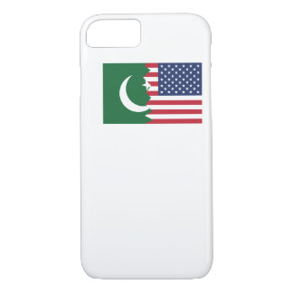 Bandera americana paquistaní funda iPhone 7