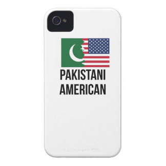 Bandera americana paquistaní funda para iPhone 4 de Case-Mate