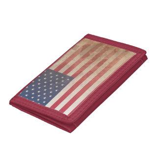 Bandera americana, patriotismo del grunge de los E