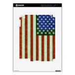 Bandera americana pegatina skin para iPad 3