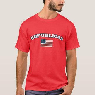 Bandera americana republicana playera
